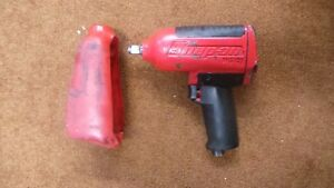 Snap On Mg725 1 2 Drive Heavy Duty Air Impact Wrench