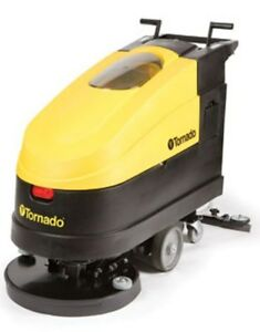 Tornado Ez Floorkeeper 20 Ez Brush Drive Battery Floor Autoscrubber 99105b
