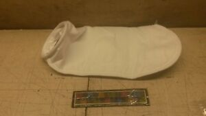 Nos Sock Filter Pe5p4s h Polyester Liquid Filter Bag 5 micron Size 4 Steel Ring