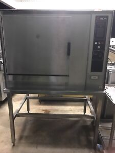 Used Restaurant Equipment Griddle Steamer Range Hoods Dbl Conv Oven More