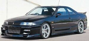 For Nissan Skyline R33 Gts Do style Frp Fiber Glass Front Bumper Protecter Kits