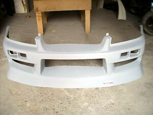 Front Bumper Body Kits For Nissan Skyline R34 Gtt Ur style Frp Fiber Glass