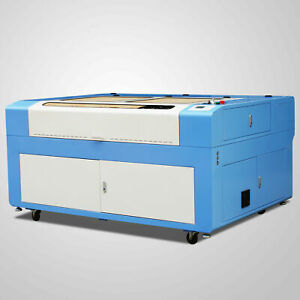 New Reci 100w Co2 Laser Cutting And Engraving Machine 1300mm 900mm Usb Port
