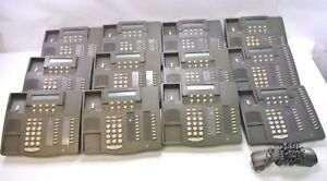 Lot 12 Avaya Lucent 6416d m 6424d Office Phones