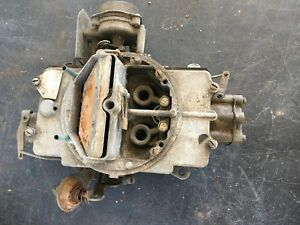 61 62 63 64 Thunderbird Ford Autolite 4100 390 Fe 4 Barrel Carburetor Oem C2sf a