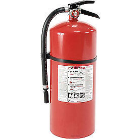 Kidde Fire Extinguisher Dry Chemical 20 Lb Lot Of 1