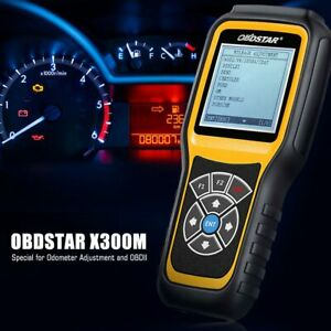 Ship From Us Obdstar X300m Special For Odometer Adjustment Obdii Correction Tool