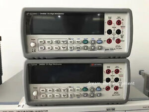 Keysight Agilent 34450a Digital Multimeter