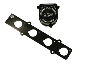 Speedfactory Coil On Plug Adapter Plate And B18 Gsr Type r Distributor Cap Combo