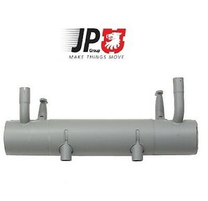 Porsche 1956 1958 356a Exhaust Muffler Jp Group Dansk 616 111 010 00 New