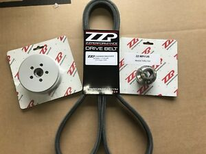 Zzp 2005 07 Chevy Cobalt 2 0 Ss Ion Lsj Supercharger 3 1 Pulley System Belt