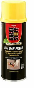 Great Stuff Big Gap Filler Expanding Straw Foam 20 Oz 157913 Pack Of 4
