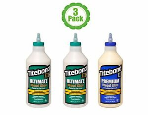 Titebond 1415 32 Oz Titebond Iii Ultimate Wood Glue