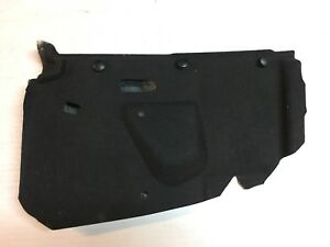 2011 2012 2013 2014 Dodge Charger Right Foot Well Kick Panel Air Vent