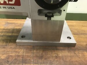 Haas 5c 4th Axis Ha5c Indexer 5 1 2 Riser Fixture