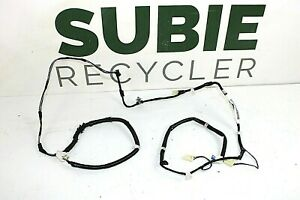 2005 06 Subaru Legacy Outback Sedan Trunk Lid Wire Harness Oem P n 81811ag03a