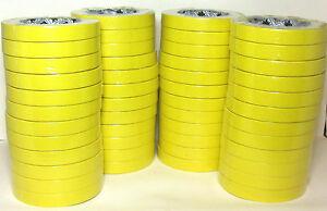 Indasa 556740 3 4 Yellow Premium Automotive Masking Tape Case Of 48 Rolls