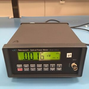 Newport Optical Power Meter 1830 c