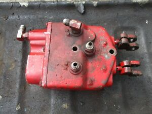 1976 International Ih Hydro 100 Brake Valve Free Ship