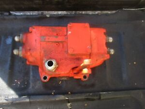 1974 Case 1370 Tractor Hydraulic Valve Free Shipping