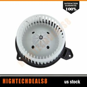Heater Blower Motor Ac Cage For Dodge Ram 1500 2500 3500 Jeepgrand Cherokee