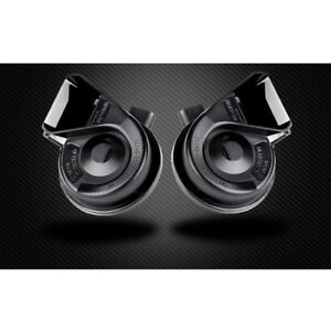 2pcs 12v Car Electric Horn Kit For Vw Jetta Golf Mk5 Mk6 Passat Audi Skoda Ne