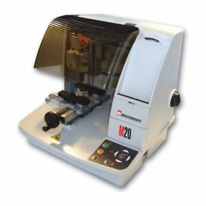 Gravograph M20pix Mechanical Photo Engraver Designed For Picture And Text