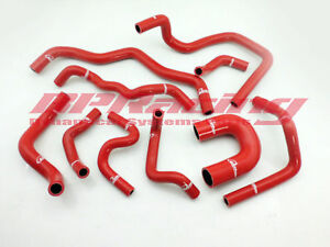 Durable Fluorine Silicone Hose oil Gasoline Resistanc For Forester Ej20c 2 0t