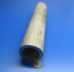 316 Stainless Steel Tube 2 1 2 Od X 1 750 Id X 375 Wall X 12 Length