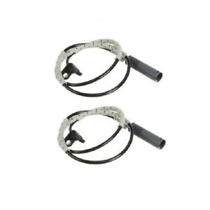 For Bmw E82 E91 E92 135i 328i M3 Set Of 2 Abs Wheel Speed Sensor Ate 24071152803