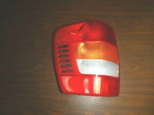 Jeep Grand Cherokee Wj 99 04 Driver Side Left Tail Brake Light Free Shipping