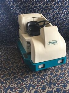 Tennant 7200 36 Ride On Floor Scrubber With Free Shipping