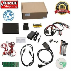 Fgtech V54 Obd2 Ecu Flasher Programmer Remapping Chip Tuning Tool software Ww