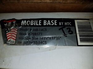 Htc Moble Base 14 3 4 X 17 1 4 Jmb 14cs Fits Jet Jmb 14cs t 3