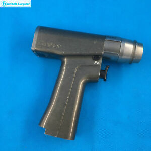 Used Stryker 6203 System 6 Rotary Drill Handpiece With 60 Days Warranty