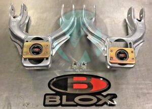 Blox Racing Competition Front Camber Kit For 92 95 Civic 94 01 Acura Integra