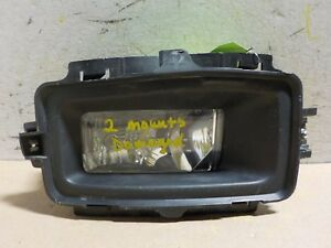Passenger Right Halogen Oem Chevy Silverado 2007 2013 Fog Light Lamp 6172