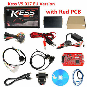 Latest Kess V2 V5 017 Sw V2 23 Ecu Programmer Unlimitted For Car And Truck