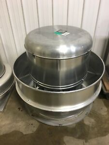 Loren Cook Roof Mounted Industrial Exhaust Fan 210 Acw 210w5r