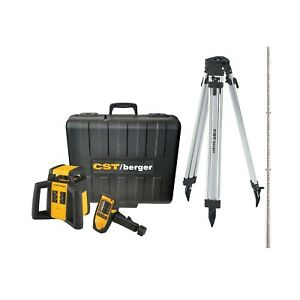 Cst berger Rl25hck Horizontal exterior Self leveling Rotary Laser Complete Kit