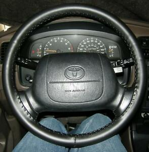 Jeep Leather Steering Wheel Cover Wheelskins Custom Fit You Pick The Color