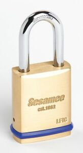 Sesamee Padlock For Interchangeable Core 56012