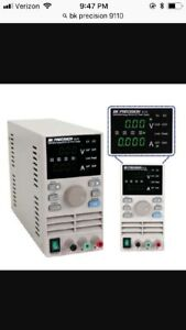 Bk Percision 9110 Multi Range Dc Power Supply 100w 5a 60v