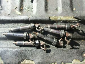 1976 International Ih Hydro 100 Diesel Fuel Injectors Free Ship