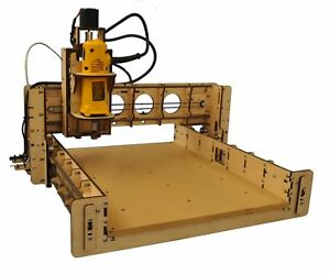 Bobscnc E3 Cnc Router Engraver Kit includes The Dewalt Dw660 Router