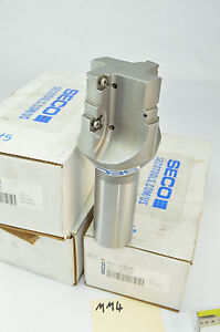 1x Seco Port Porting Tool Cutter Step Milling Cutter Machine Tool 2 1 2