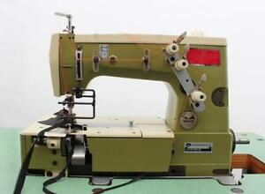 Rimoldi 263 Lace Attaching Coverstitch 2 needle 3 16 Industrial Sewing Machine