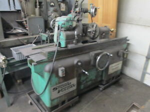 Storm Vulcan Model 15 48 Between Centers 5 Hp 1275 Rpm Crankshaft Grinder