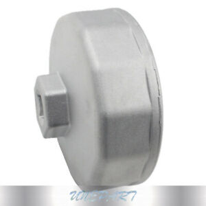 74mm 14 Flute Oil Filter Wrench For Mercedes Porsche Vw Audi And More