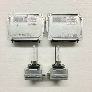 2x New For Jeep Grand Cherokee Commander Xenon Ballast D1s Bulb Control Unit